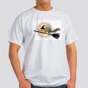Witch Squirrel Light T-Shirt