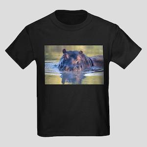 Hippo Kids Dark T-Shirt