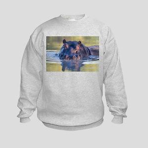 Hippo Kids Sweatshirt