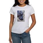 Hippo Profile Women's T-Shirt