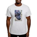 Hippo Profile Light T-Shirt