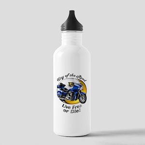 Kawasaki Voyager Stainless Water Bottle 1.0L