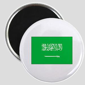 Saudi Arabian Flag Magnet