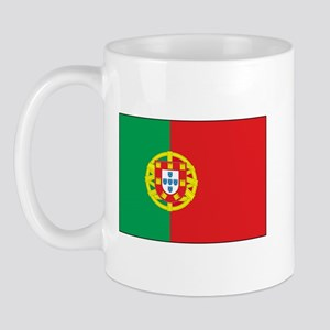 The Flag of Portugal Mug