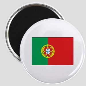 The Flag of Portugal Magnet