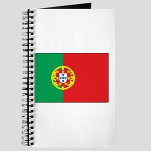 The Flag of Portugal Journal