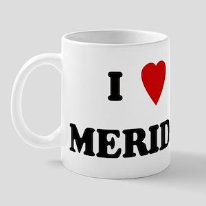 I Love Merida Mug