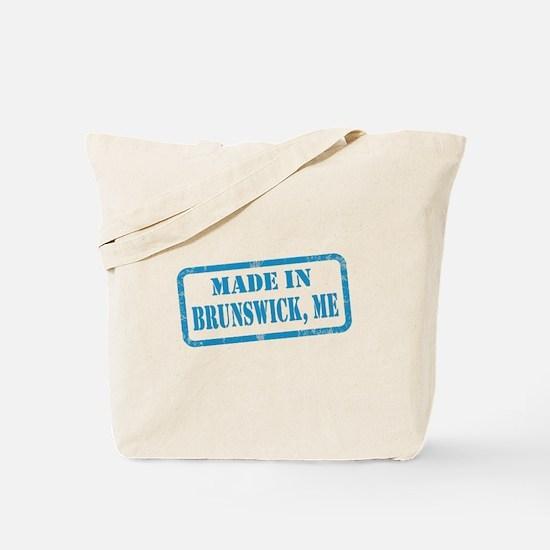 MADE IN BRUNSWICK Tote Bag