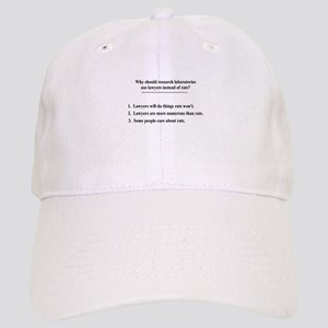 lawyers and lab rats Cap
