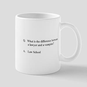 lawyers and vampires Mug