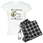 36 Minutes Women's Light Pajamas