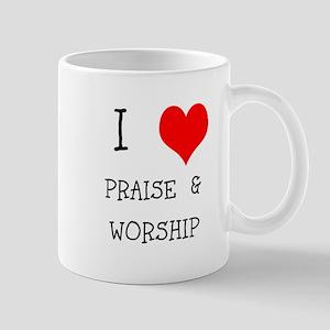 I LOVE PRAISE & WORSHIP Mug
