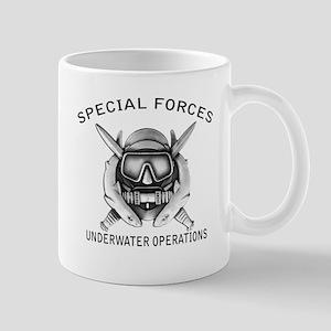 Combat Diver w/sfuwo Mug