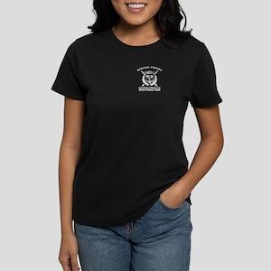 SFUWO Instructor Women's Dark T-Shirt
