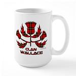 Large Clan Wallace Mug