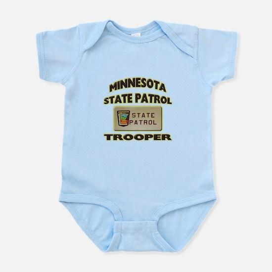 Minnesota State Patrol Infant Bodysuit