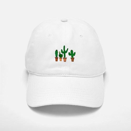 Cactus2007 Baseball Baseball Cap