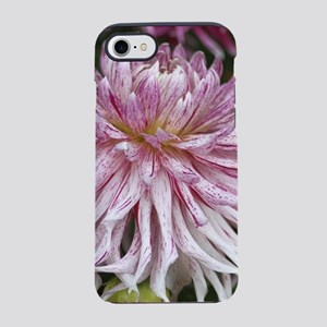 Colorful Dahlia Flower 218 iPhone 7 Tough Case