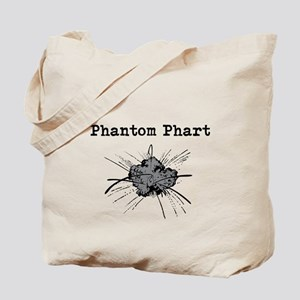 Phantom Phart Tote Bag
