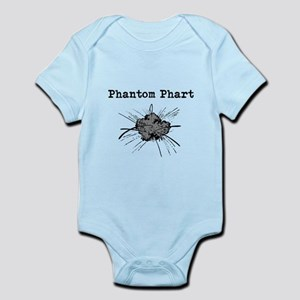 Phantom Phart Infant Bodysuit