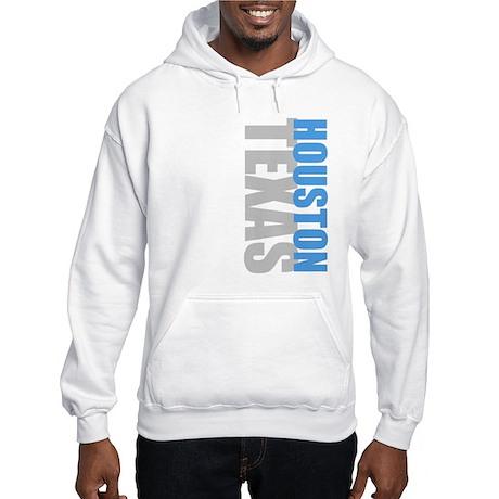 Houston, Texas Hooded Sweatshirt