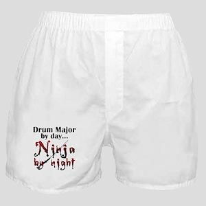 Drum Major Ninja Boxer Shorts