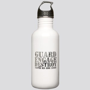 100th MD Bde Stainless Water Bottle 1.0L