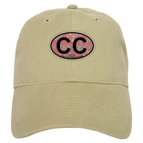 Cape Cod MA - Oval Design Cap