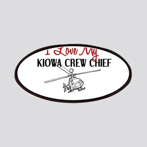 Kiowa Crew Chief Patches