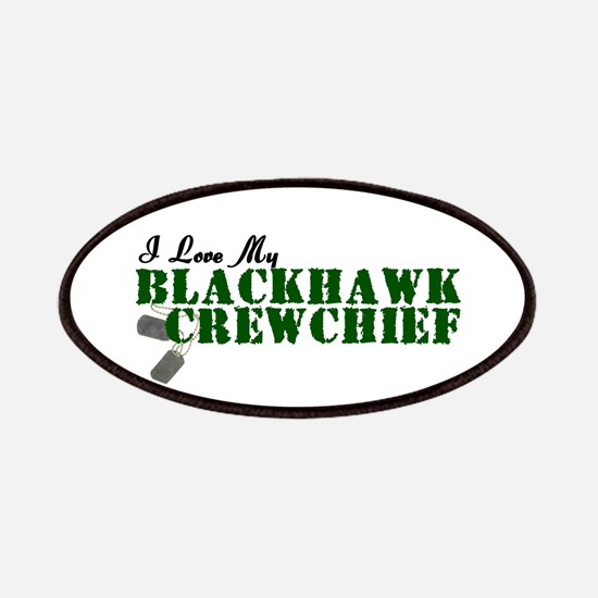 Love My Blackhawk Patches