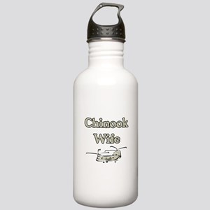 Chinook Wife Stainless Water Bottle 1.0L