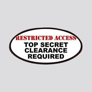 Restricted Access Patches