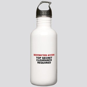 Restricted Access Stainless Water Bottle 1.0L
