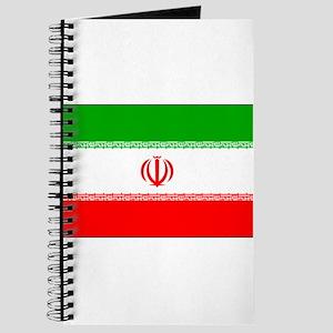 Flag of Iran Journal