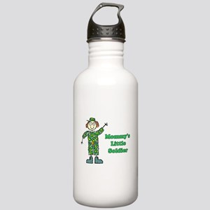 Mommy's Little Soldier Stainless Water Bottle 1.0L