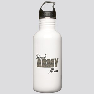 Proud Army Mom (ACU) Stainless Water Bottle 1.0L