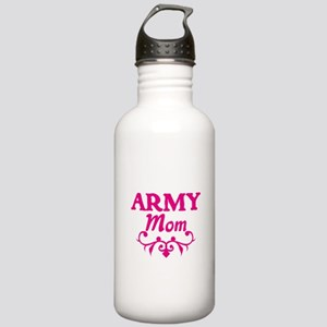 Army Mom (pink) Stainless Water Bottle 1.0L