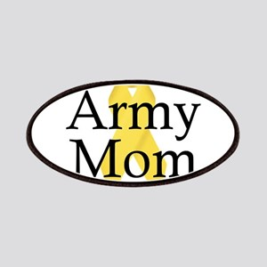 Army Mom Ribbon Patches
