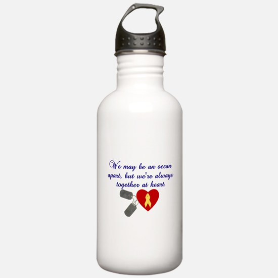 Oceans Apart Water Bottle