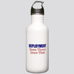 Deployment BTDT Stainless Water Bottle 1.0L