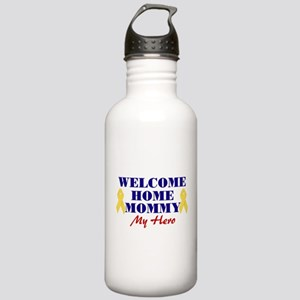 Welcome Home Mommy Stainless Water Bottle 1.0L