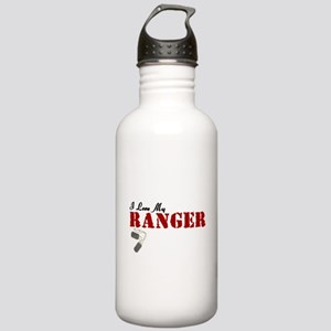 I Love My Ranger Stainless Water Bottle 1.0L