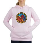 Medieval Stained Glass Dragon Sweatshirt