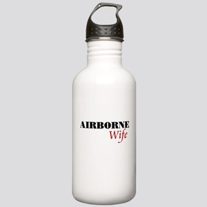Airborne Wife Stainless Water Bottle 1.0L