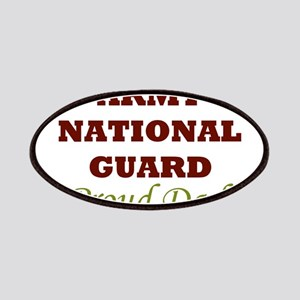 National Guard Proud Dad Patches