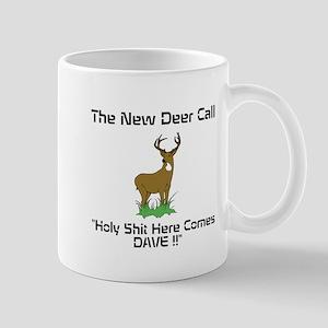 New Deer Call Mug