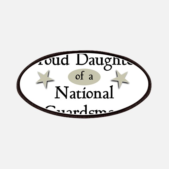 Proud Daughter National Guard Patches