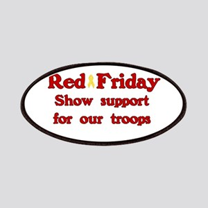 Red Friday Patches