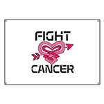 Fight Cancer Banner