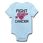 Fight Cancer Infant Bodysuit
